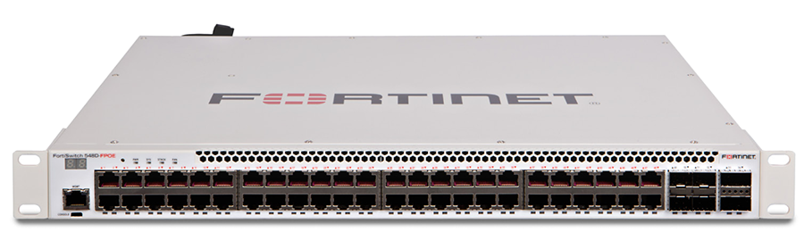 FortiSwitch 548D FPOE
