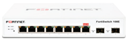 FortiSwitch 108E