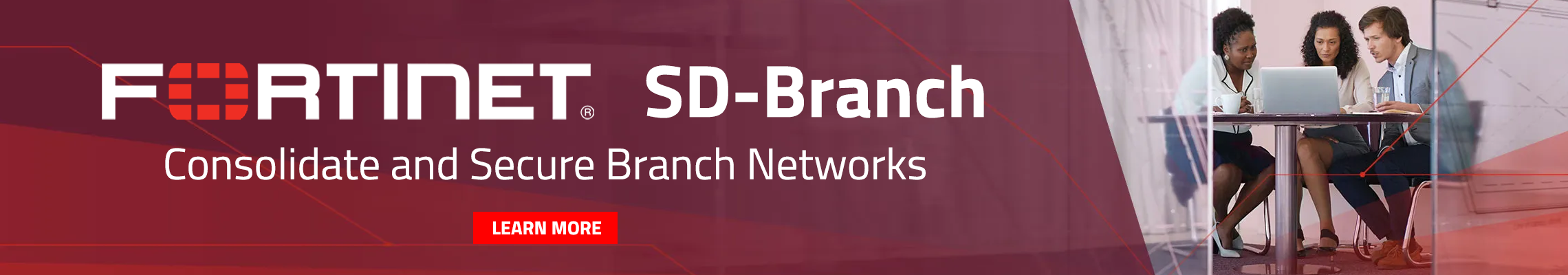Fortinet SD-Branch Banner