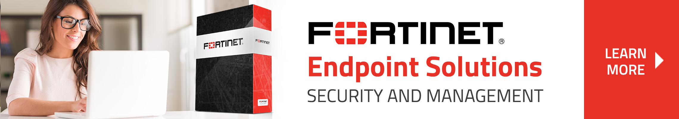 Fortinet Endpoint Solutions Banner